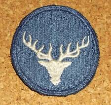 Ecusson/patch - US - National guard de l'Hidaho (1ère version)