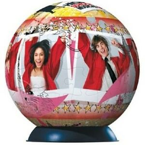 96 Pieces Puzzle Ball, High School Musical, Ravensburger 113859