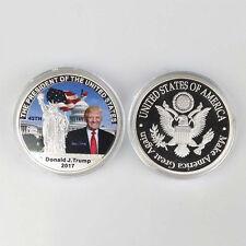 2017 Donald Trump 45. President US Gedenk Münze Make American wieder großartig
