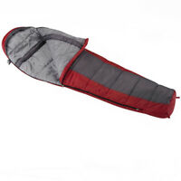 Wenzel Windy Pass 0 Degrees Fahrenheit Mummy Sleeping Bag