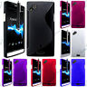COQUE ETUI HOUSSES TPU S SILICONE GEL FILMS SONY XPERIA X12 ARC S/ LT15I/ LT18I