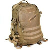 Genuine Dutch army Coyote woodland combat rucksack backpack 35L tactical daypack