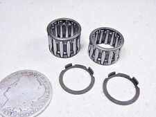 79 HONDA XR500 CRANKSHAFT BALANCER COUNTER WEIGHT SHAFT BEARINGS & WASHERS