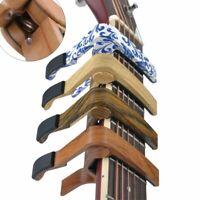 metall gitarre capo schnell ändern ton ändern - clip maserung klammer