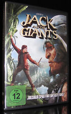 DVD JACK AND THE GIANTS - 2013 - EWAN McGREGOR + BILL NIGHY + STANLEY TUCCI *NEU