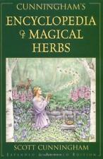 Scott Cunningham's Encyclopedia of Magical Herbs!