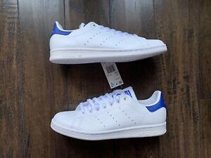 Adidas Stan Smith White Blue size 9 FV5254