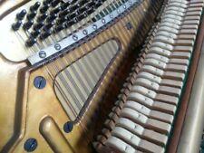 Pianoforte Deussen verticale 1934 arredo perfetto,ideale x bar o locale notturno