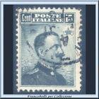 1906 Italia Regno Michetti cent. 15 grigio nero n. 80 Usato