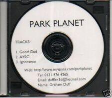(272E) Park Planet, Good God / AYSC / Ignorance - DJ CD