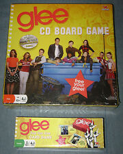 Glee Game LOT by Cardinal NIP