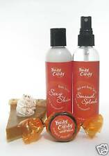 Pumpkin Pie Passion Lavender Perfume Spray + Lotion Pheromones 3 piece Gift Set