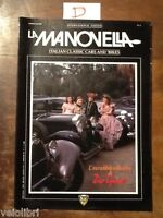 LA MANOVELLA - Gennaio Febbraio 1988 - Trattore Italia Tipo 17, Fiat Story