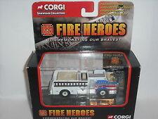 Corgi Showcase Fire Heroes American La France ALF 900 Vero Beach. REF:CS90063