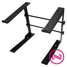 Ultimate Support JamStands Laptop / DJ Stand - Single-Tier Black JS-LPT100