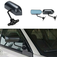 Vehicles Car Racing Side Rear View Mirrors F1 Style 2PCS Universal New