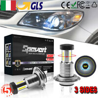 Coppia H7 MAX 360° 110W 30000LM 6K Lampade A LED Da Auto Fari Lampadine Bianca