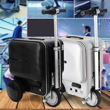 29.3L Se3 Electric Pc Suitcase Scooter Travel Carry Luggage Scooter 90kg Max. Us