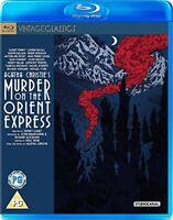 Murder On The Orient Express [Blu-ray] [DVD][Region 2]