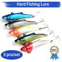 Multi Jointed Fishing Baits Lure Swimbait Bass Pike perch Gear 5pcs  NEW Savage