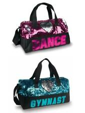 NEW Dance Bag Duffle Tote Gymnast Ballet Tap Jazz Hip Hop Street SEQUIN