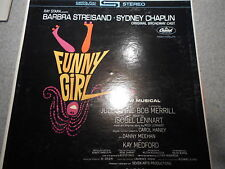 BARBRA STREISAND  FUNNY GIRL SOUNDTRACK      LP     453
