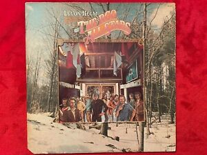 LEVON HELM & THE RCO ALL-STARS  LP  1977  ABC  AA-1017  ROCK   33RPM   USA   EX+