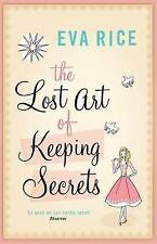 The Lost Art of Keeping Secrets by Eva Rice (Paperback) New Book