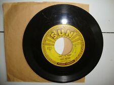 ELVIS PRESLEY THAT'S ALL RIGHT SUN 209 45 RPM