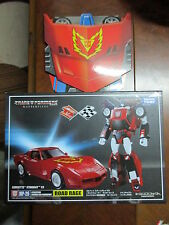 Transformers Takara Tomy Masterpiece Mp-26 Road Rage Red Corvette Sting Ray G1