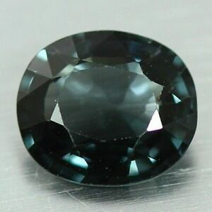1.86 ct RARE FINE LIMITED EDTION MAYANMMAR BLUE COLOR SPINEL FLAWLESS UNHEATED