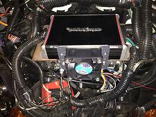 Harley batwing complete amplifier kit for rockford fosgate pbr300x2 pbr300x4