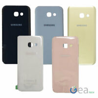 Back Battery Cover Per Samsung Galaxy A3 2017 A320 Scocca Retro Copribatteria
