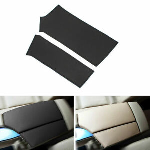 For BMW 5 Series E60 Leather Center Console Armrest Pad Surface Cover Protection