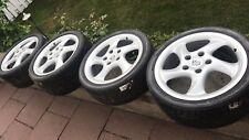 Porsche 911 993 996 Turbo Look 1 I Alufelgen 7,5 + 9 X 18  99336213406 Felgen