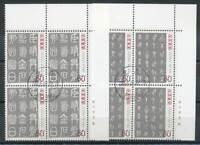 596772) VR China 4erBl.Nr.3422-23 gest. Siegelschriftz.