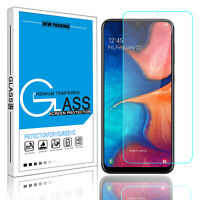 For Samsung Galaxy A10e A20 A30 A50 Protective Tempered Glass Screen Protector