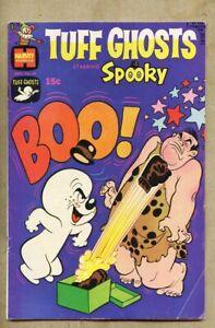 Tuff Ghosts Starring Spooky #39-1970 fn- 5.5 Harvey Wendy Casper