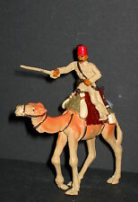 BRITAINS EGYPTIAN ARMY CAMEL CORPS 1 OFFICER LEAD /PLOMB 54mm SCALE   01