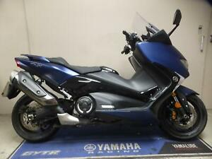2019 69 Yamaha T-Max 530 DX Blue
