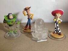 Disney Infinity Toy Story Playset Buzz Jessie Woody Xbox 360 One PS3 PS4 Wii U
