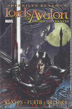 Lords of Avalon  HC Sword of Darkness NEW  SEALED  OOP  30% OFF