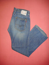 Replay MV 950A,034  Waist 36 Leg 33  Mens Blue Denim Jeans  B648
