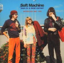 Soft Machine(2CD Album)Man In A Deaf Corner-Mooncrest-CRESTCD 062-UK-20-New