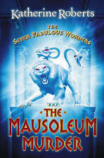The Mausoleum Murder by Katherine Roberts New Book