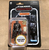 "Star Wars Mandalorian Din Djarin 3.75"" Kenner The Child Baby Yoda NM-M SHIPS NOW"