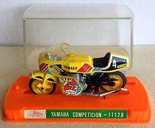 Guiloy ref 11128 Moto Yamaha Competicion 1/24ème vintage