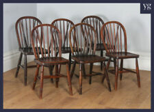 Beech Country Antique Chairs