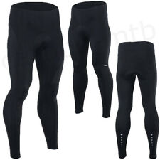 Men Long Cycling Pants Bike Compression Tights Trousers 3D Padded Leggings Pants