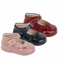 Unbranded Medium Width Winter Leather Upper Shoes for Girls